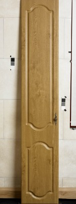 Cathedral Double Light Walnut